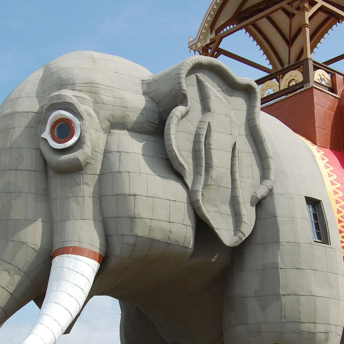 lucy the elephant margate nj